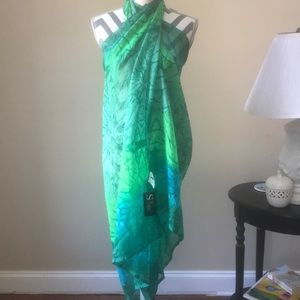 India Boutique abstract body scarf
